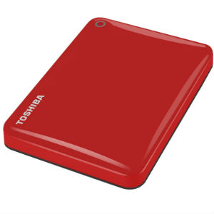 Toshiba Canvio Connect II 1TB Red External Hard Drives in Kenya