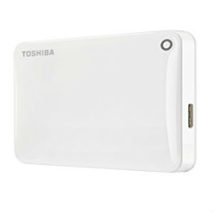 Toshiba Canvio FS 500GB white External Hard Drives in Kenya