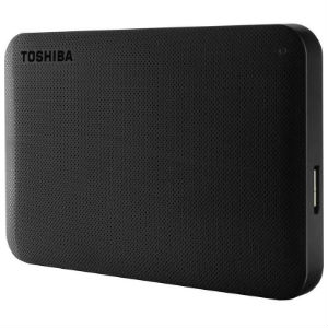 Toshiba Canvio Ready 2.5-Inch 2TB Black External Hard Drives in Kenya