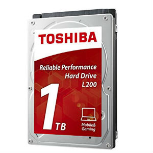 "Toshiba L200 1TB 5400RPM SATA 2.5"" HDD Internal Hard Drives (7mm) in Kenya"