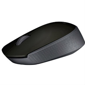 Logitech M171 Wireless Black Mouse in Kenya