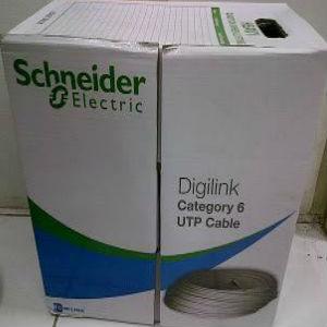 Schneider Digilink UTP 3M Grey Cat6 Patch Cords in Kenya
